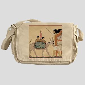 Pack animal as means of transport - Messenger Bag