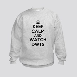 Keep Calm and Watch DWTS Sweatshirt