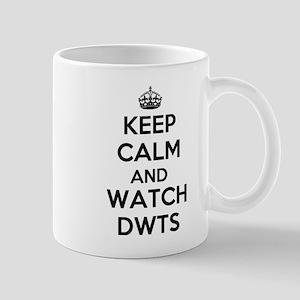 Keep Calm and Watch DWTS Mug
