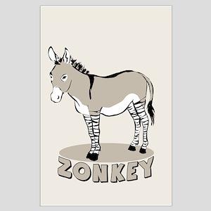 Zonkey Large Poster