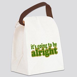 Alright Canvas Lunch Bag