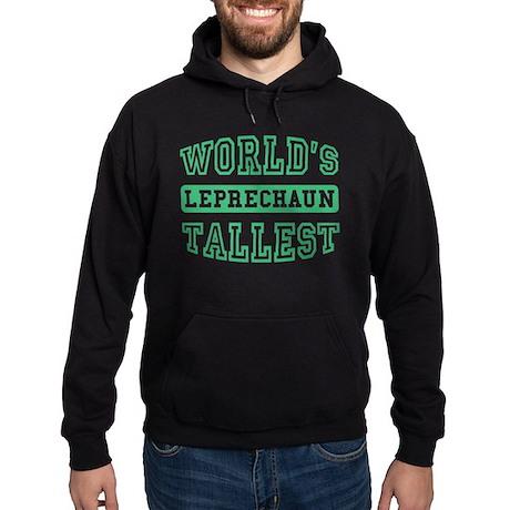 World's Tallest Leprechaun Hoodie (dark)