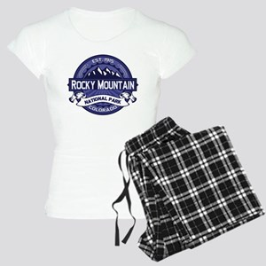Rocky Mountain Midnight Women's Light Pajamas