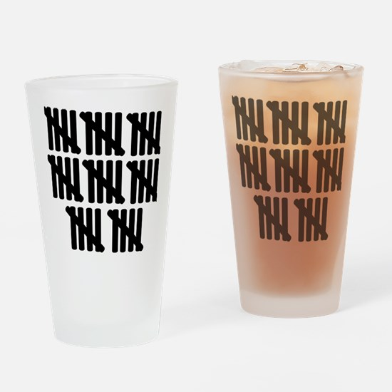 Unique 40 Drinking Glass