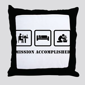 Bonsai Lover Throw Pillow
