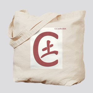 CCUREDD LOGO Tote Bag