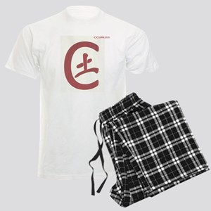 CCUREDD LOGO Men's Light Pajamas