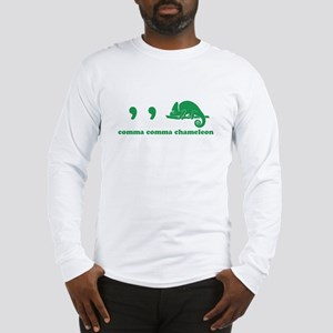 Comma Chameleon Long Sleeve T-Shirt