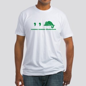 Comma Chameleon Fitted T-Shirt