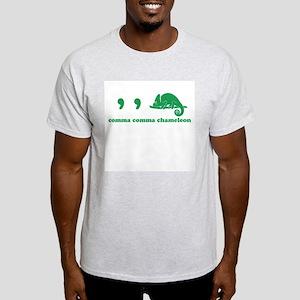 Comma Chameleon Ash Grey T-Shirt