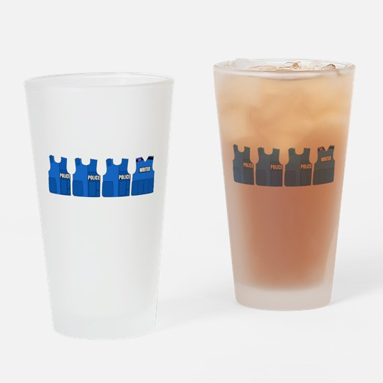 Cute Kevin Drinking Glass