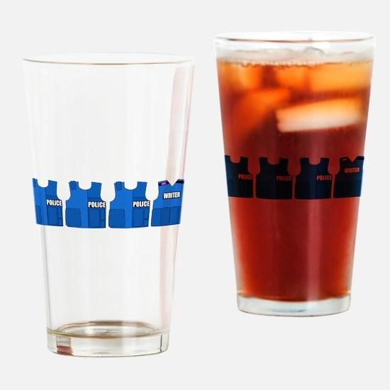 Cute Castle Drinking Glass