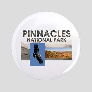 """ABH Pinnacles 3.5"""" Button"""