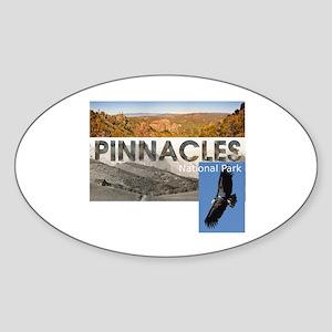 ABH Pinnacles Sticker (Oval)