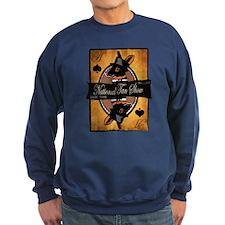Unisex Sweatshirt Dark Colors (blue/black)