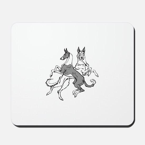 IHCUS Color Logo Mousepad