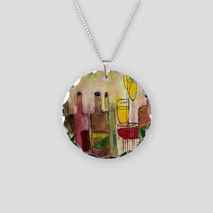 Tuscany Wine Necklace