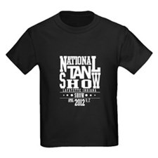 Tan-Specialty-OldSchool-(BLACK-SHIRT) T-Shirt