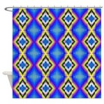 Southwestern Shower Curtain