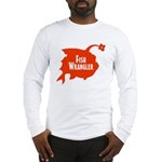 Fish Wrangler - Hate Fish Mens Long Sleeve T-Shirt