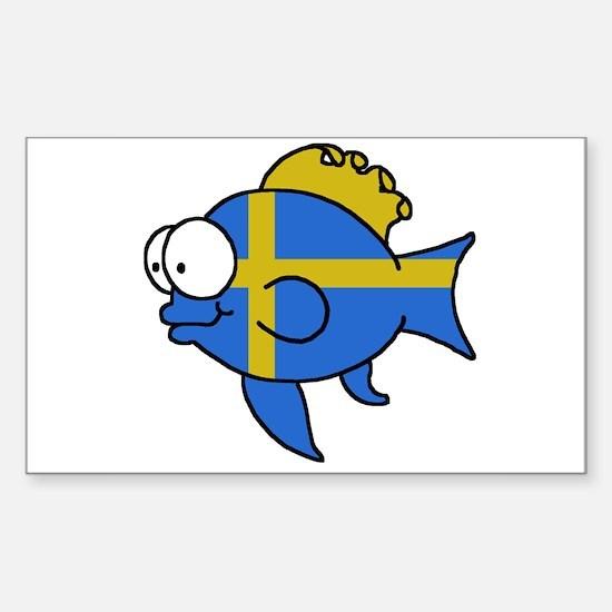 Swedish Fish Decal