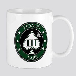 Come and Take It (Green/White Spade) Mug