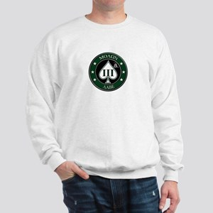 Come and Take It (Green/White Spade) Sweatshirt