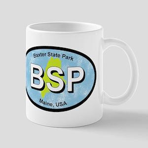 BAXTER STATE PARK MAINE Mugs