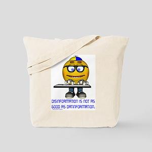 Disinformation Tote Bag