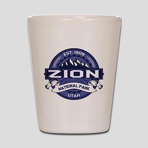 Zion Midnight Shot Glass