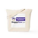 HappyCow Tote Bag