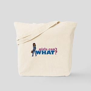 Business Woman Tote Bag