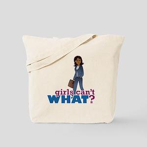 Woman CEO Tote Bag