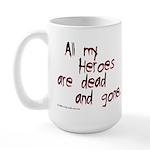 Heroes Large Mug