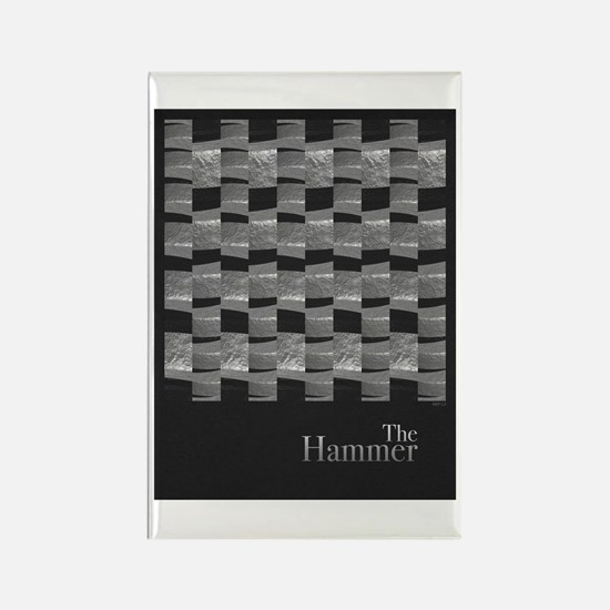 The Hammer Rectangle Magnet