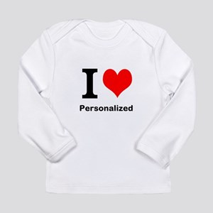 Personalize This! Long Sleeve T-Shirt