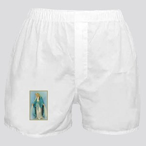 Virgin Mary Boxer Shorts