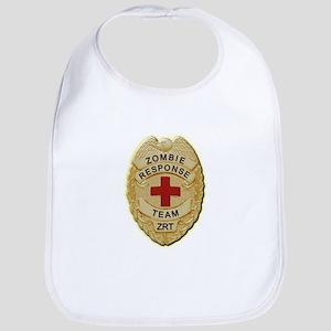 Zombie Response Team Badge Bib