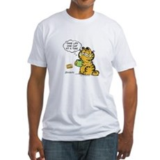 One Cup at a Time Fitted T-Shirt