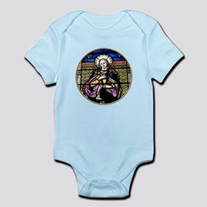St. Mary Magdalene Stained Glass Window Infant Bod