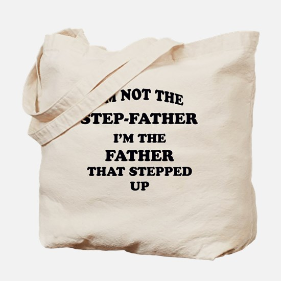 Cool Stepfather Tote Bag