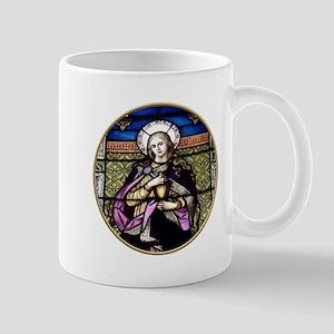 St. Mary Magdalene Stained Glass Window Mug
