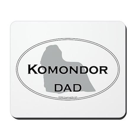 Komondor DAD Mousepad