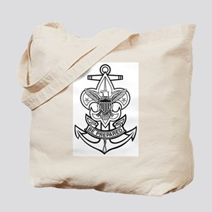 Sea Scout First Class Anchor Tote Bag