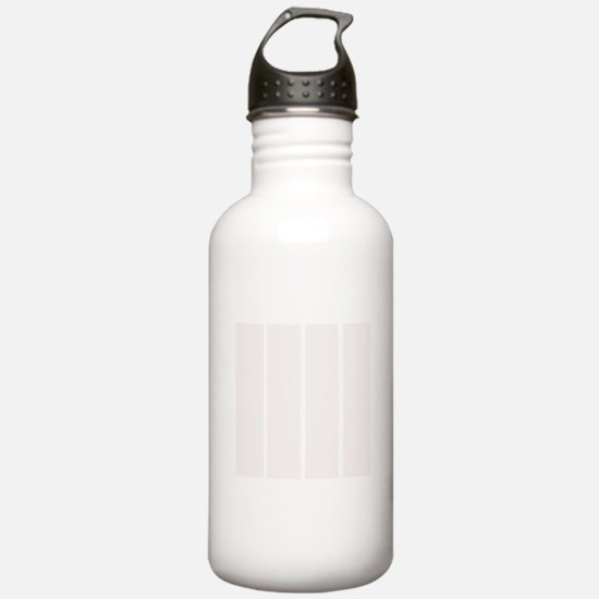 less is more Water Bottle