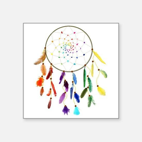 Rainbow DreamCatcher Sticker