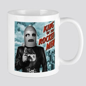 New Rocketman Shirt Mugs