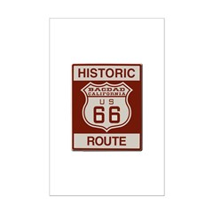 Bagdad Route 66 Posters