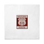Bagdad Route 66 Queen Duvet