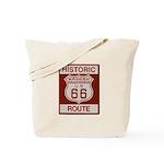 Bagdad Route 66 Tote Bag